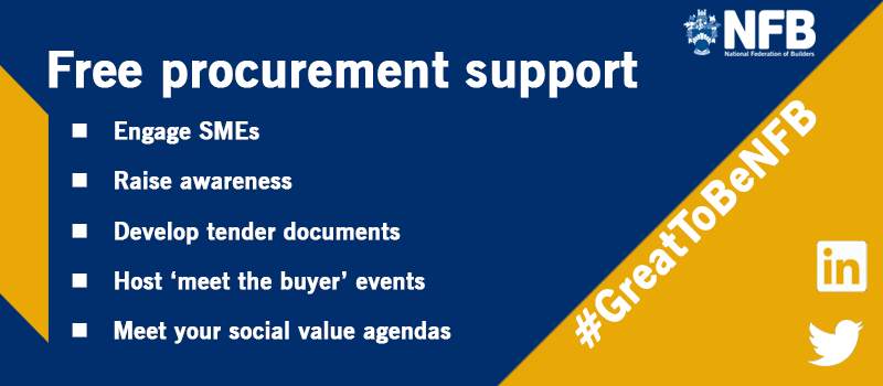 Free procurement support