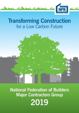Transforming Construction for a Low Carbon Future