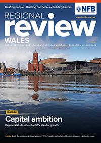 Wales Regional Review cover