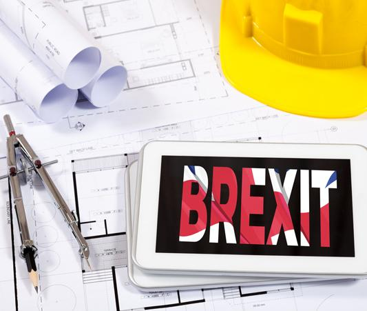 Brexit gridlock could cripple construction