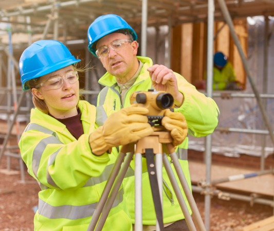 NFB welcomes McVey's pledge urging GCSE students to consider a career in construction