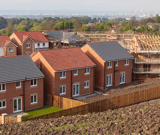 Is the Government ready to step up house building?