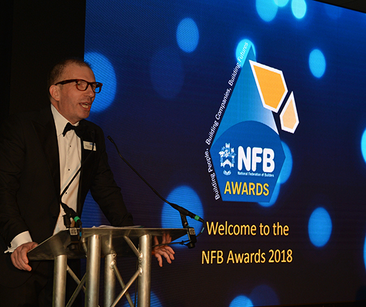Winners of the NFB Awards 2018 announced at ceremony in Birmingham